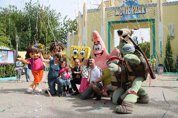 Movie Park Germany Welcomes Its 25 Millionth Visitor