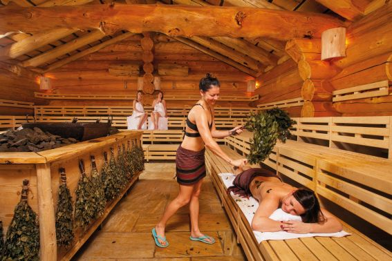 germany therme erding opens russian banya sauna news euroamusement professional. Black Bedroom Furniture Sets. Home Design Ideas