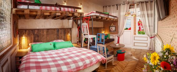 Germany: New Upcycling Hotel At Karls Erlebnis Dorf Rövershagen Welcomes  First Guests