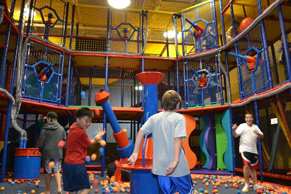 New Thrill It Fun Center Opened In California Usa News